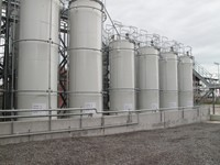 Raw Material Storage Tank Farm—Solvent Storage Facility